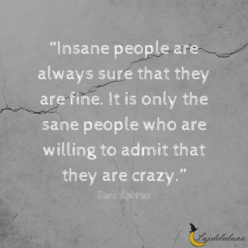 quotes on madness
