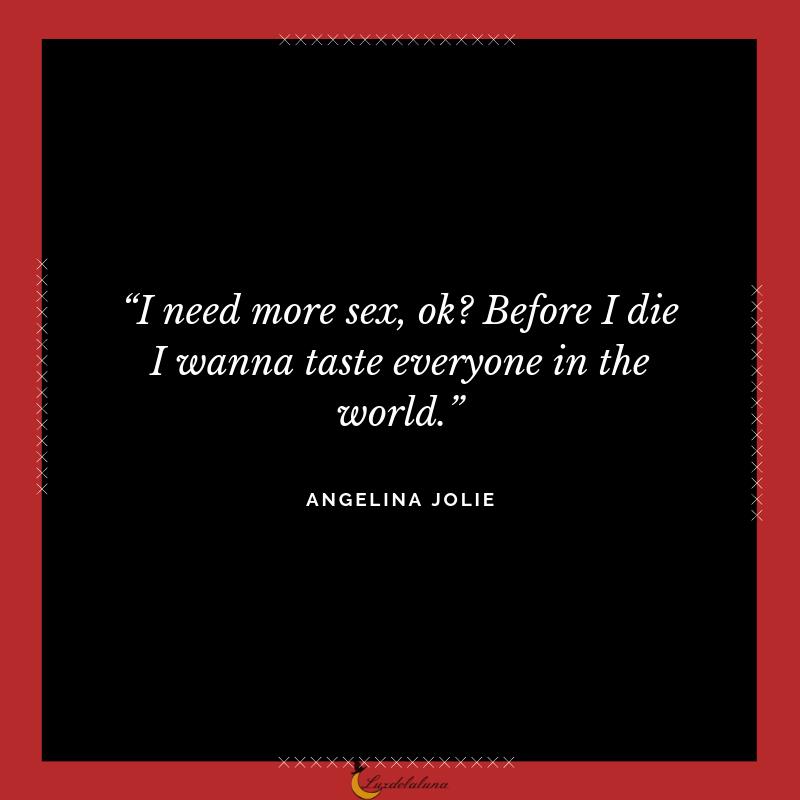 sex quotes