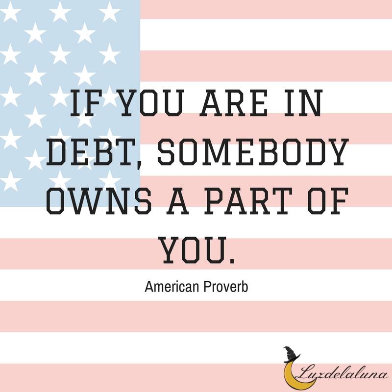american proverb