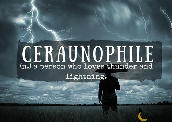 ceraunophile