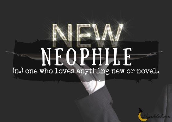 Neophile