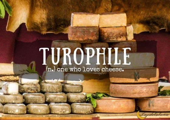 Turophile