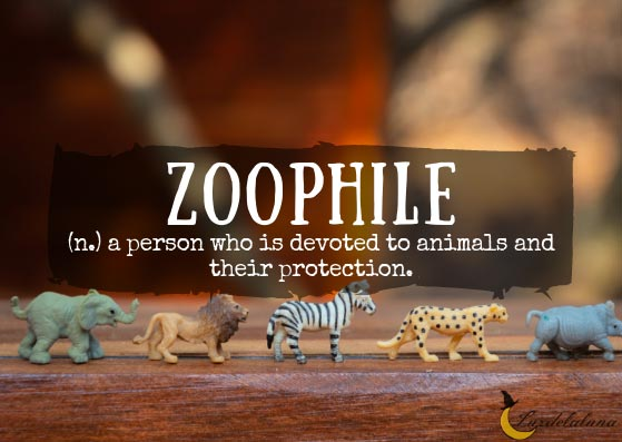 Zoophile