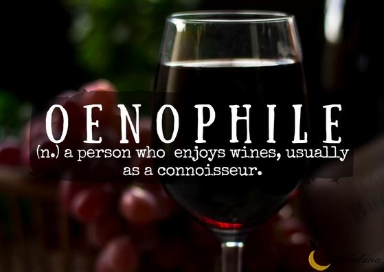 oenophile