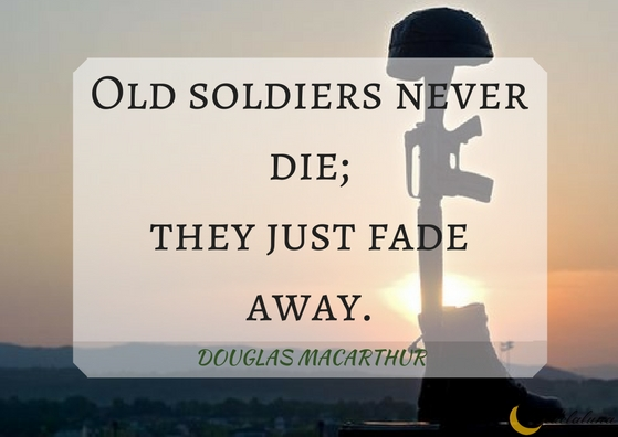 soldiers quotes