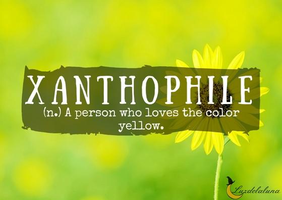 xanthophile