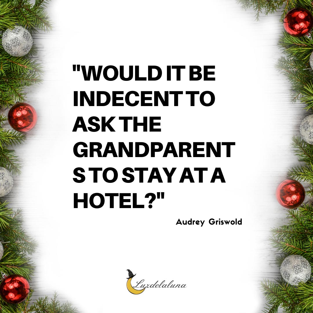 audrey griswold quotes
