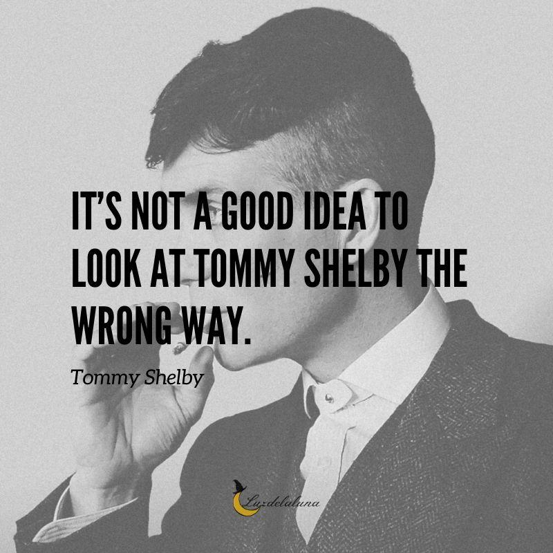 Peaky blinders quotes
