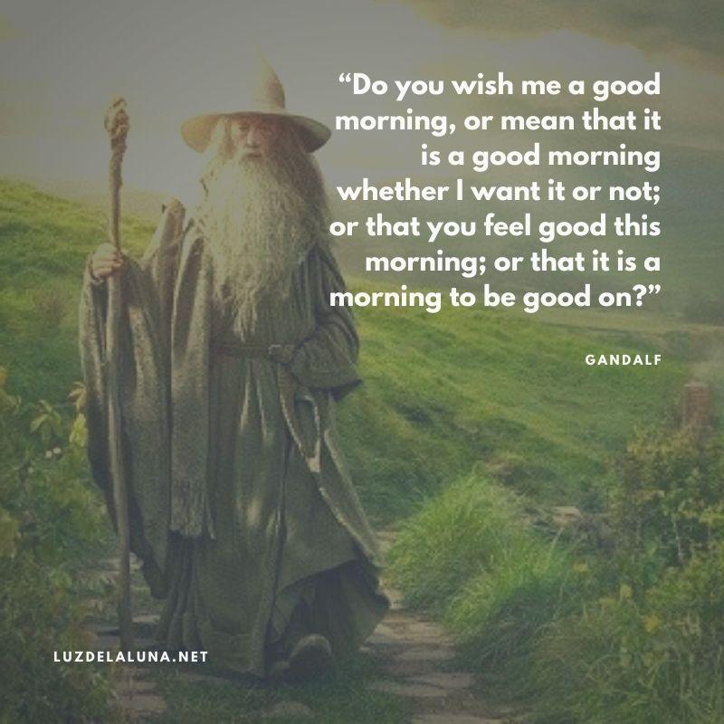 funny gandalf quotes
