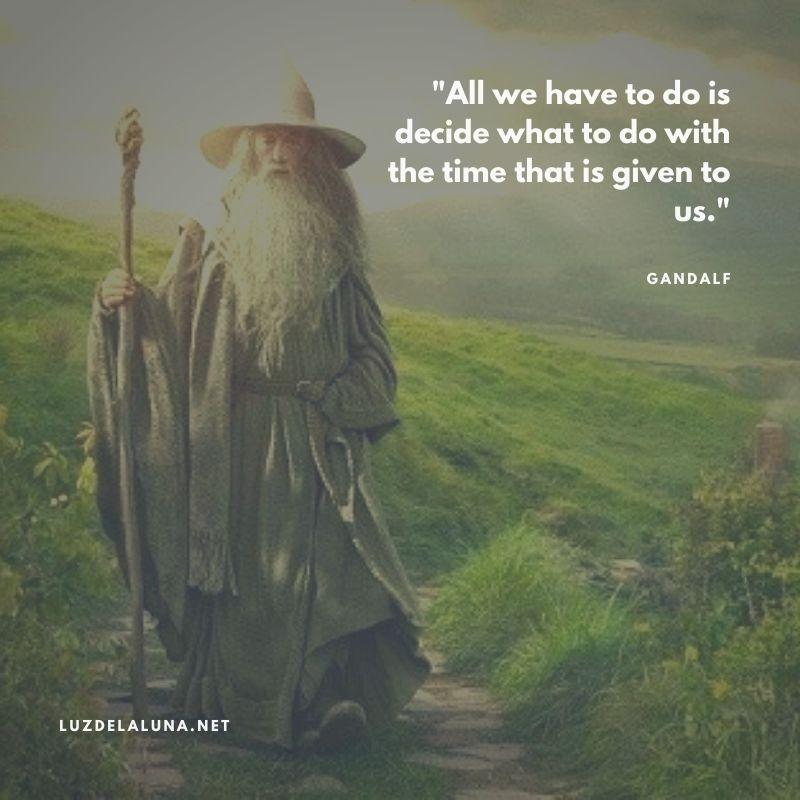 best gandalf quotes