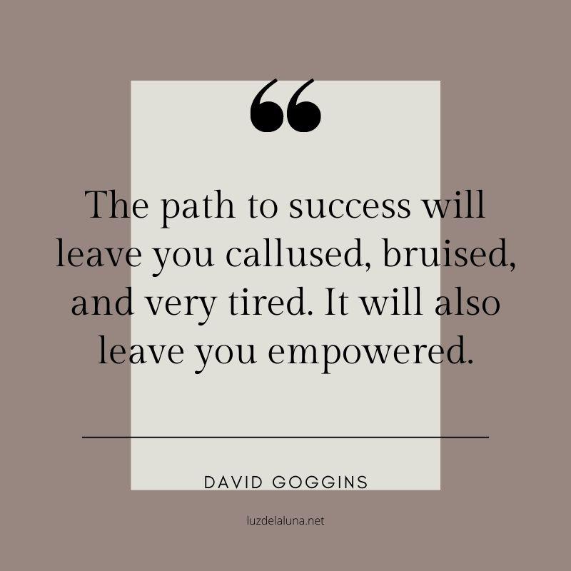 success quotes david quotes