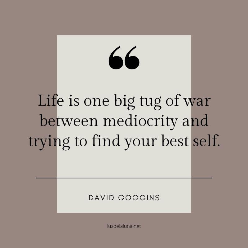 life quotes david goggins