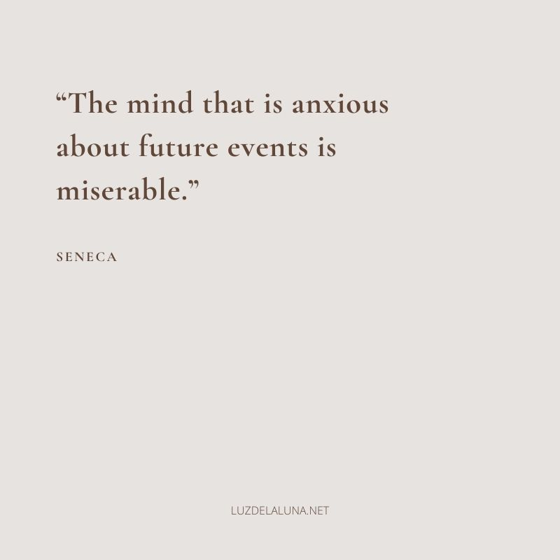 stoic quotes on anxiety